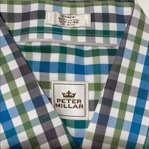Peter Millar Shirts - Peter Millar long sleeve shirt